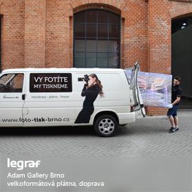 Přeprava obrazů - Legraf s.r.o.
